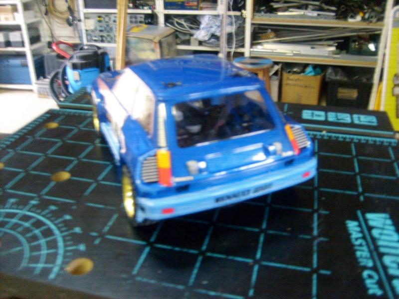 La R5 Turbo de scorpio S6300261
