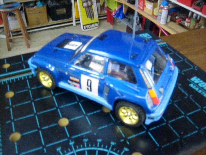 La R5 Turbo de scorpio S6300263