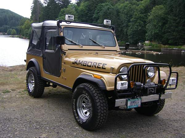 Jeep CJ7: différences entre versions 82_20c10