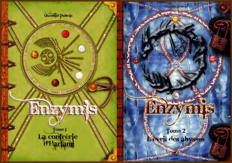 Enzymis, la confrérie d'Harfang. 56387610