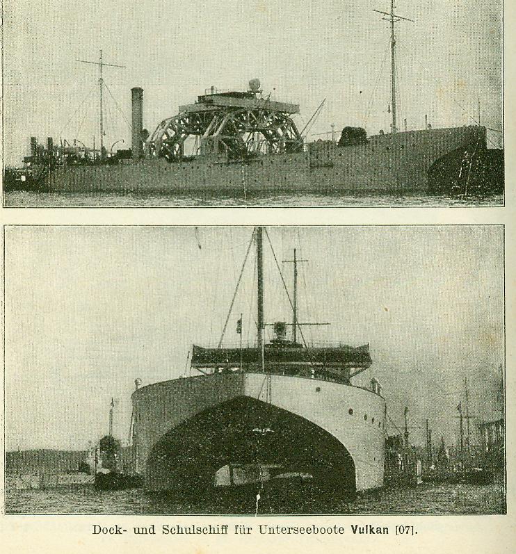 ALLEMAGNE - VULKAN Dock_u14