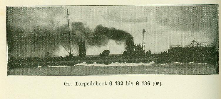 ALLEMAGNE - TORPEDOBOOT G132 à G136 Gr_tor11