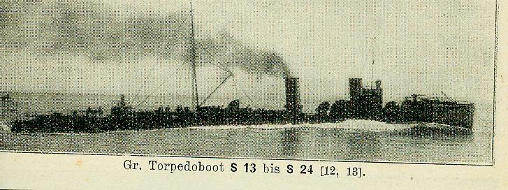 ALLEMAGNE - TORPEDOBOOT S13 à S24 Gr_tor16