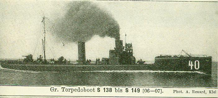 ALLEMAGNE - TORPEDOBOOT S138 à S149 Gr_tor18
