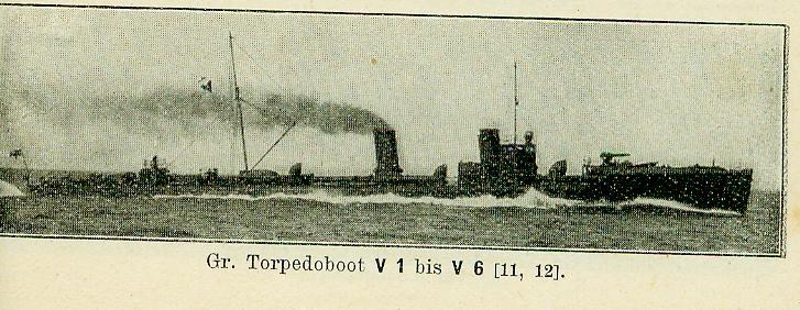 ALLEMAGNE - TORPEDOBOOT V1 à V6 Gr_tor19