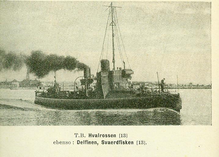 DANEMARK - HVALROSSEN T_b_hv10