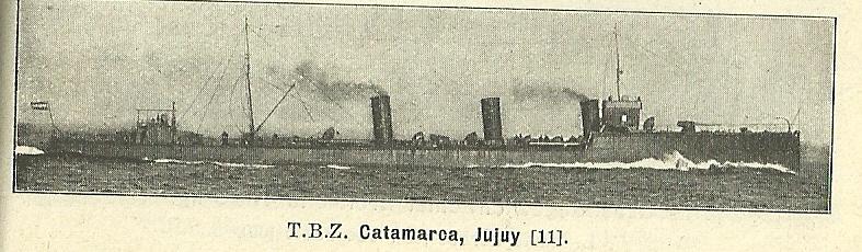 ARGENTINE - CATAMARCA et JUJUY T_b_z_10