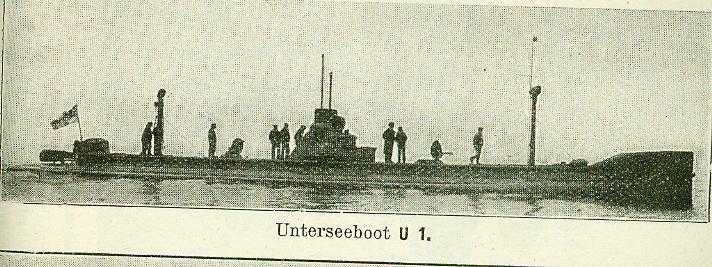 ALLEMAGNE - UBOOT U1 Uboot_10