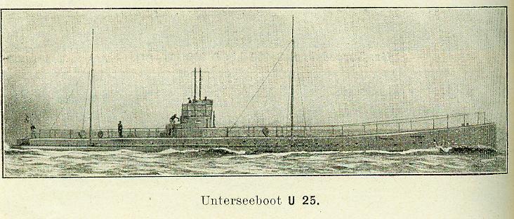 ALLEMAGNE - UBOOT U25 Uboot_13
