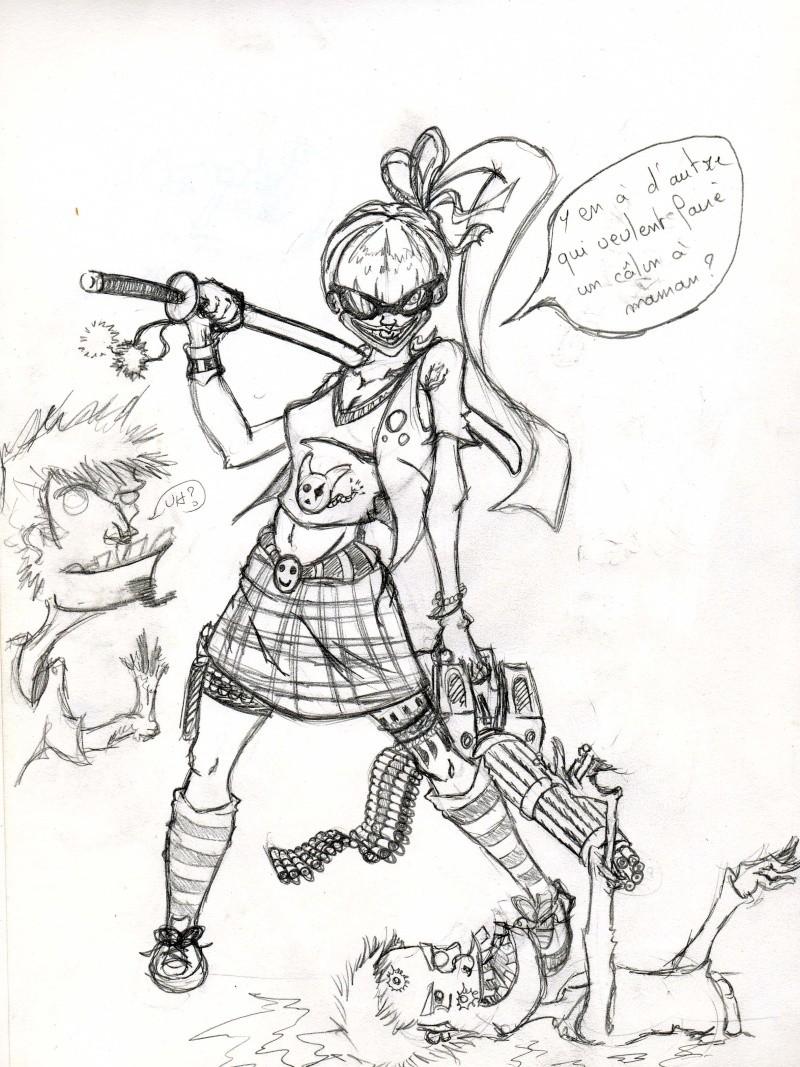 Bienvenue chez le geek schizophrène  - Page 2 Zombie10