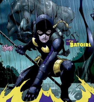 Characters Batgir10