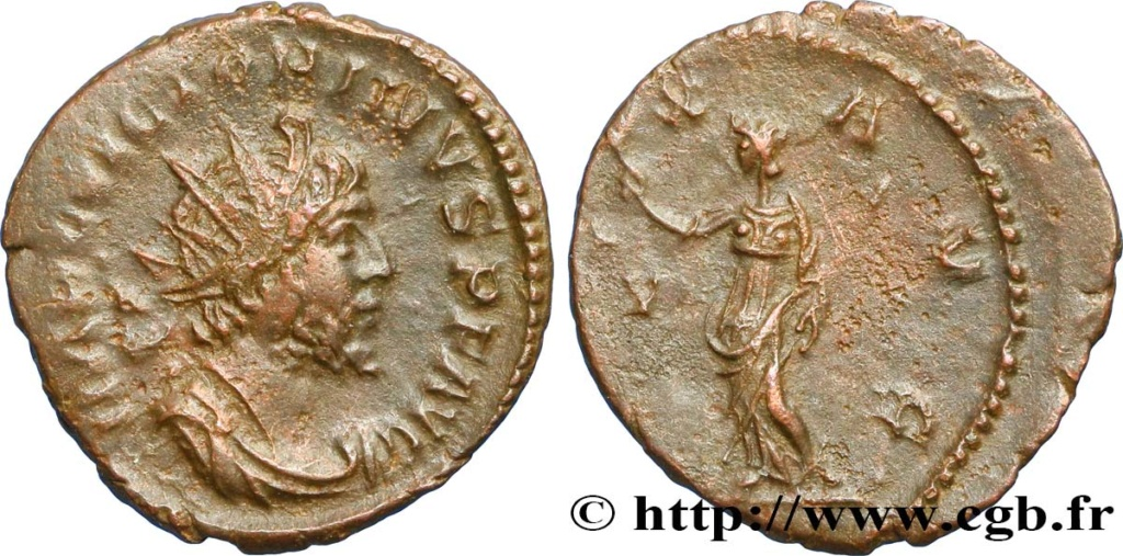 victorinus with or without star? Brm_1411