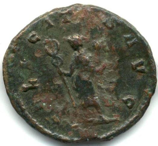 Claudius II bust decoration Bust-c12