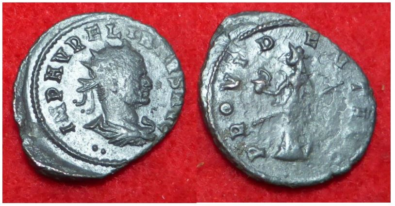 Aurelianus unpublished from Cyzicus mint Inedit10