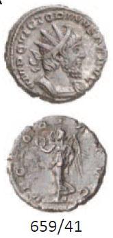 Victorinus VICTORIA AVG (hybrid type?) Vit-vi22