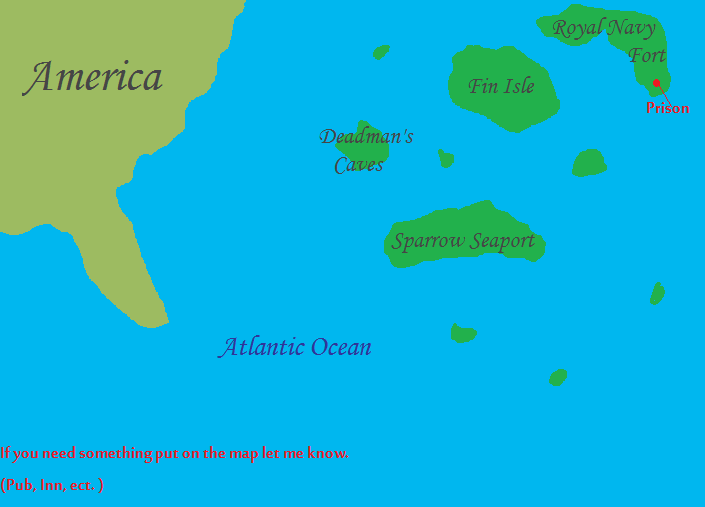Calm seas, Rough Tides: Pirate Roleplay Pirate10