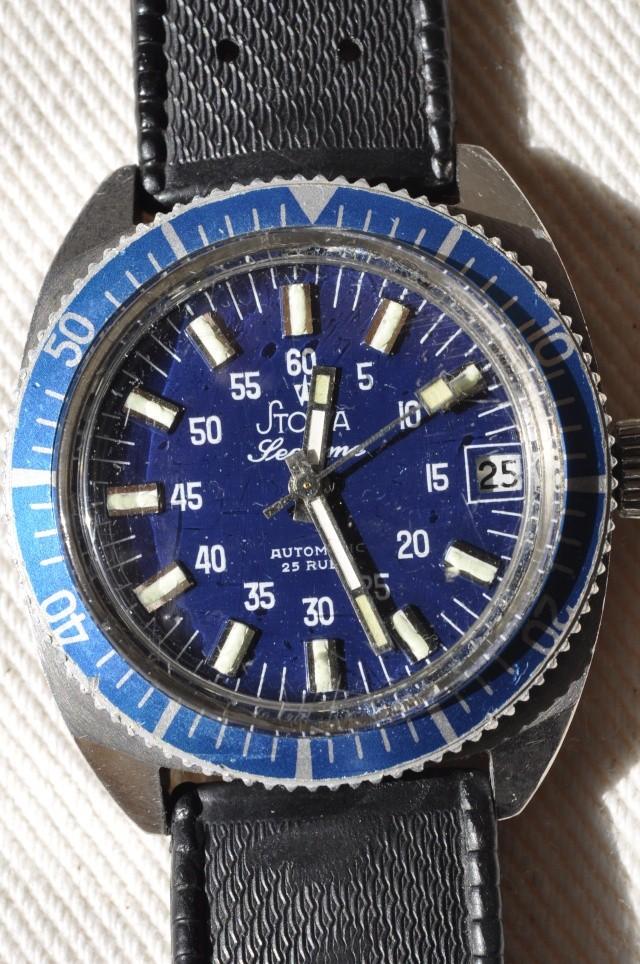 Stowa Seatime bleue - première mini restauration _dsc6110