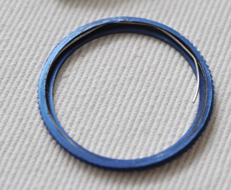 Stowa Seatime bleue - première mini restauration _dsc6219