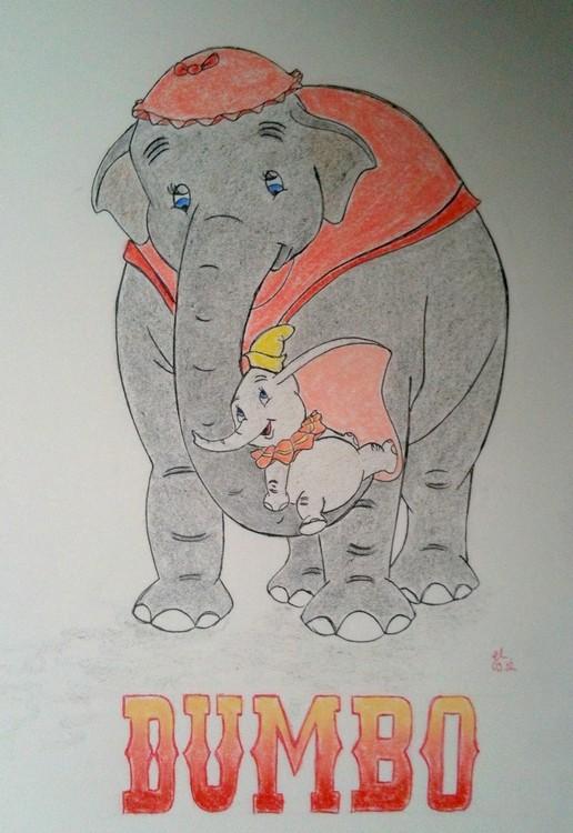 Concours de Production Artistique : intersaison : Thème libre. Dumbo10