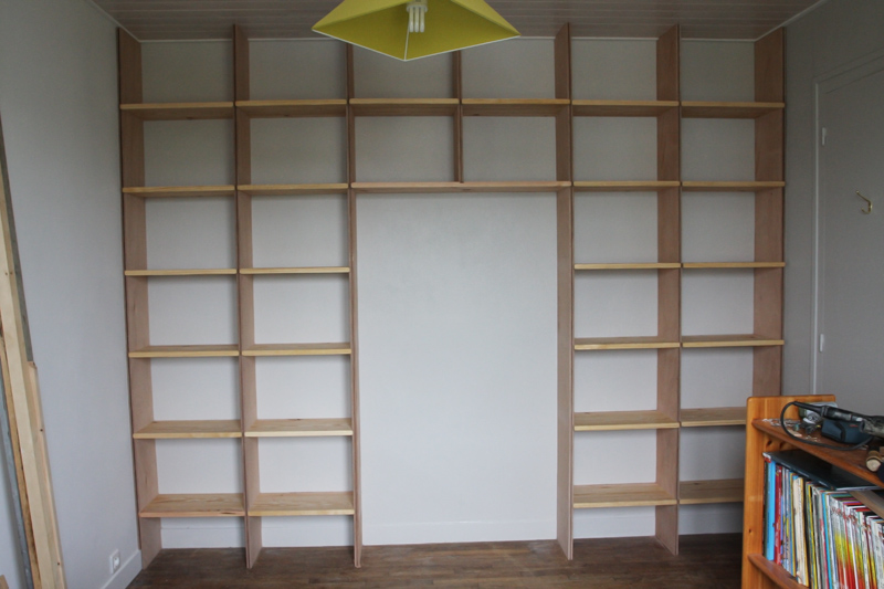 Un mur bibliothèque  - Page 3 09_sep13