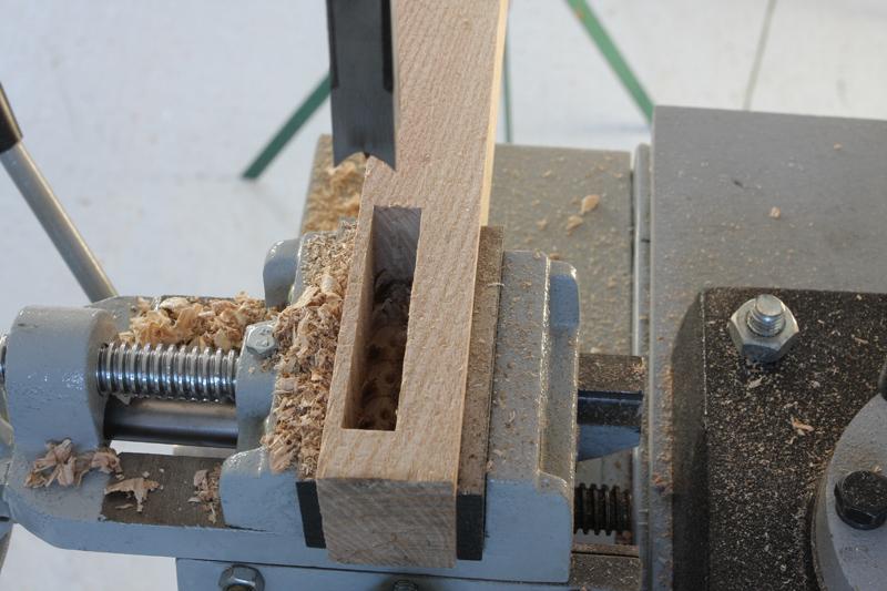 Affutage des bédanes carrés pour mortaiseuses. 26_aou24