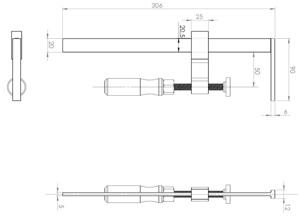 Serre-joints pour rail Festool Serre_10