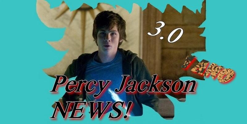 Percy Jackson NEWS 3.0