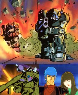 Les anciens animes inédits en vf - Page 2 Votoms10