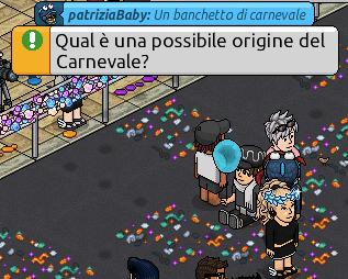 [IT] Soluzione gioco Carnevale 2019 su Habbo.it Due10