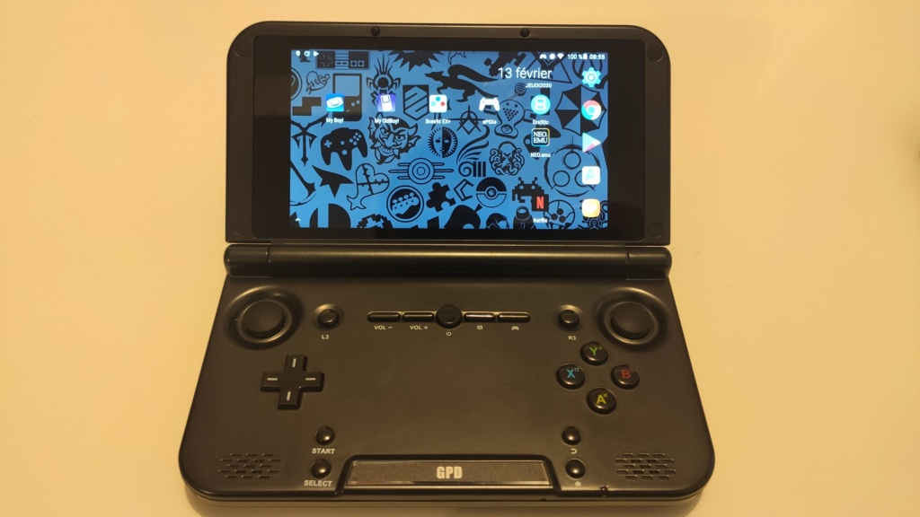 [VENDS] New Nintendo 3DS XL SKY3DS Gpd110
