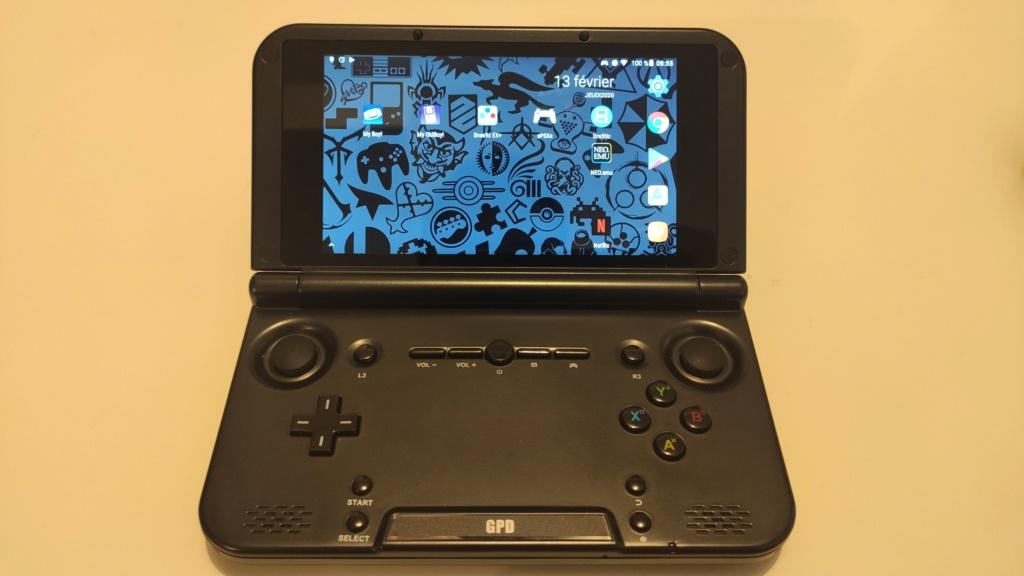 [VENDS] New Nintendo 3DS XL SKY3DS Gpd110