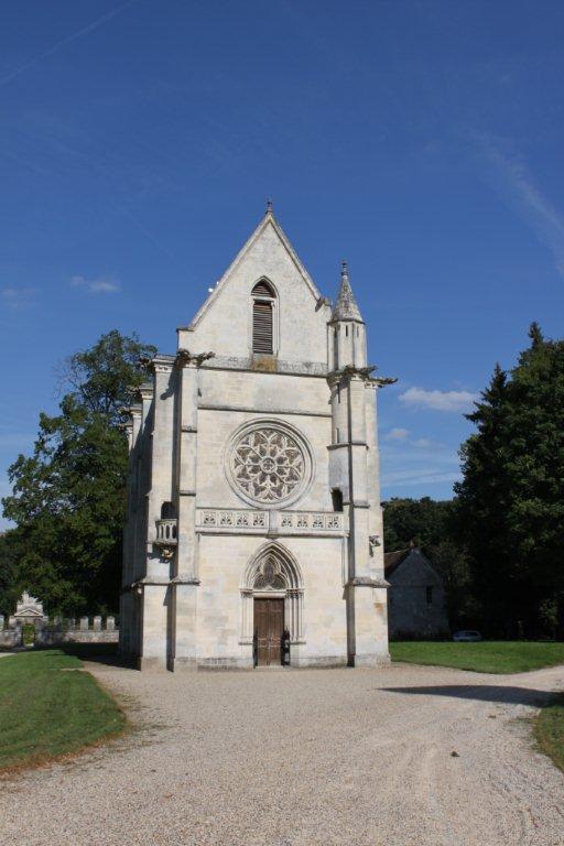 Abbaye Royale de Chaalis 2012_015