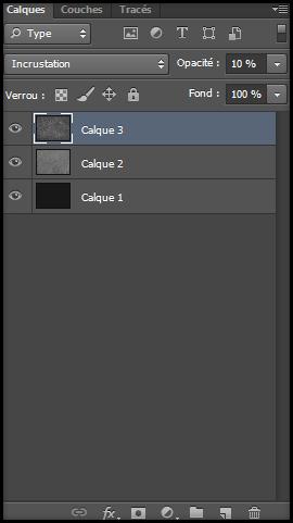 [Photoshop] Créer un tableau ardoise Option11
