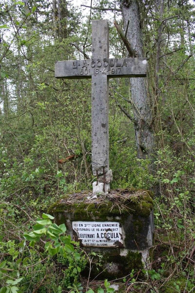 Sapigneul, le monument des mitrailleurs disparus Img_5410