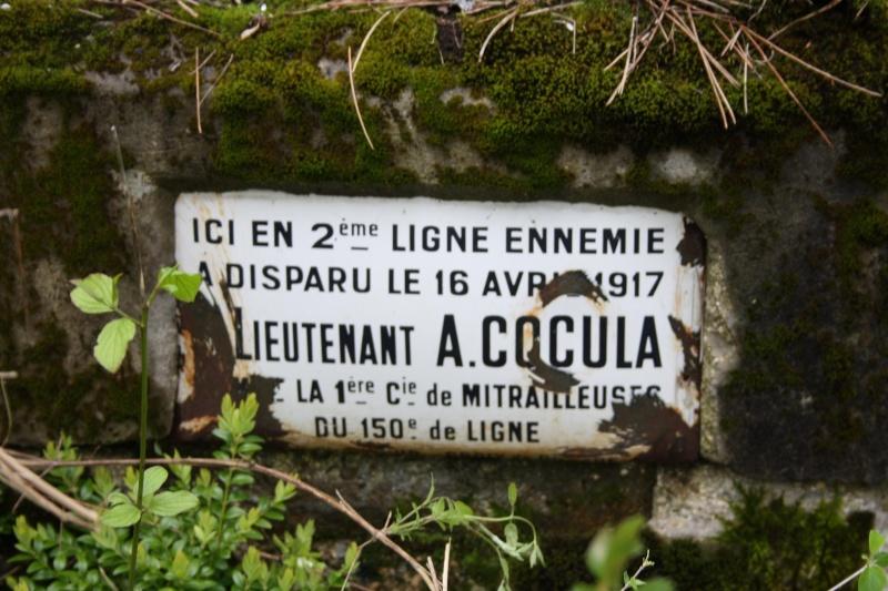 Sapigneul, le monument des mitrailleurs disparus Img_5412