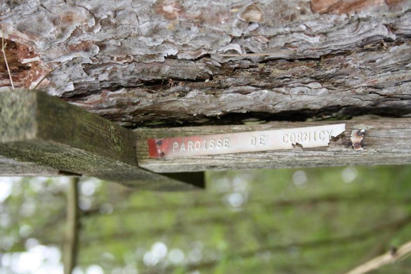 Sapigneul, le monument des mitrailleurs disparus Img_5415