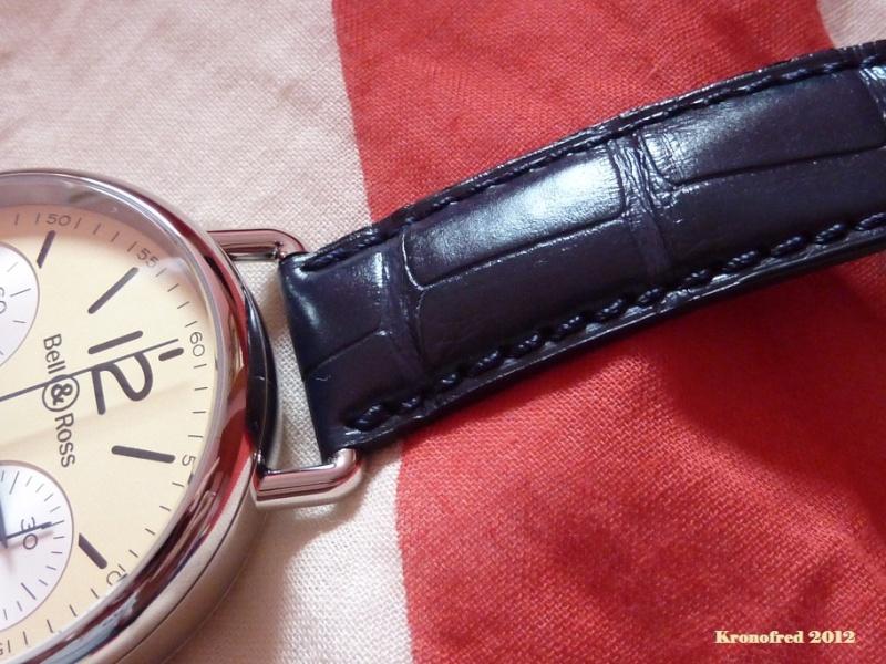 [Revue] Bell & Ross Vintage WW1 Chrono Monopoussoir Ivoire Bracel10