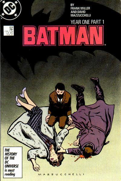 Vos plus belles couvertures de comics + classement top 3 ! Batman10