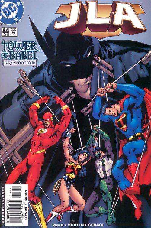 Justice League LA TOUR DE BABEL Jla_vo10