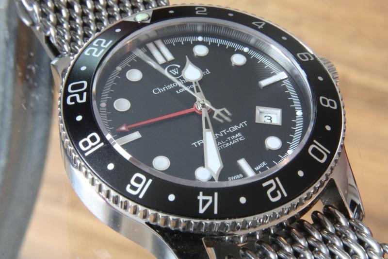 ward - Christopher Ward C60 Trident GMT  Img_6710