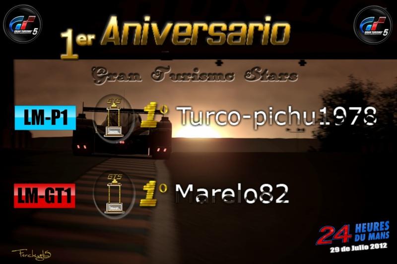 14º - 1er ANIVERSARIO GTS (24hs de Le Mans 2012) Circui10