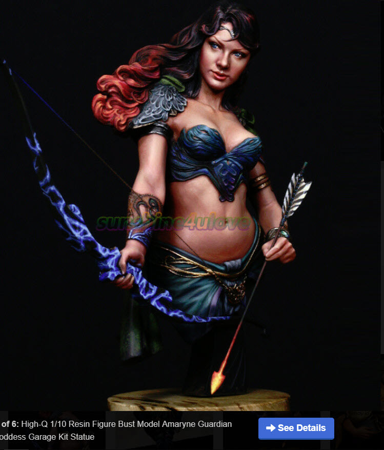 Amaryne Defender of Goddess 1125