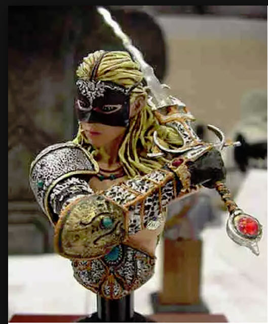 Amaryne Defender of Goddess 1126