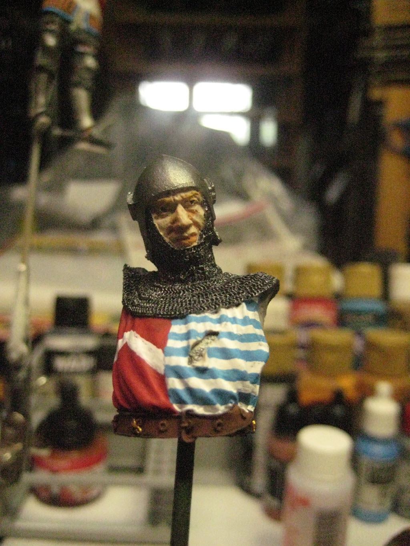 Chevalier Français 1340 copie figurine Pégaso PEG-90023 171