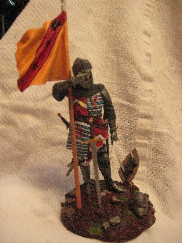 Chevalier Français 1340 copie figurine Pégaso PEG-90023 173