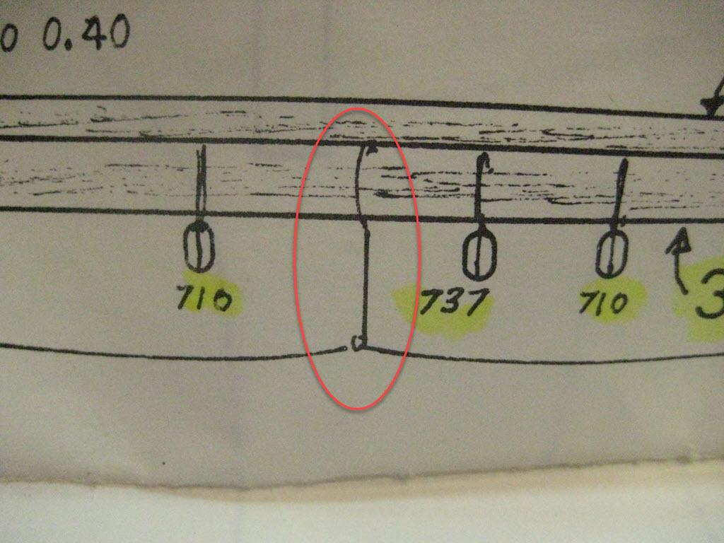 Royal Louis 1780 Mamoli MV40 code 4006 1:90 - Page 2 181