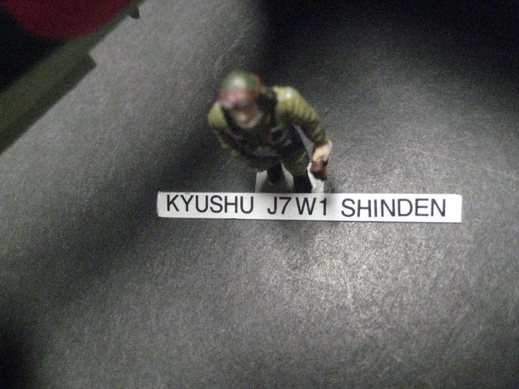 Shinden Kyüshü J7wi Hasegawa 1/48 195