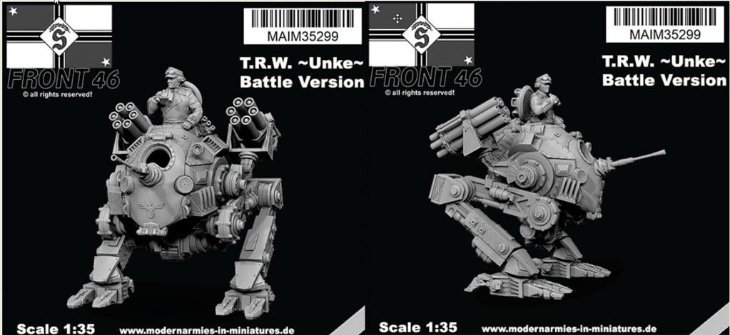 T.R.W. Unke front 46 MAIM35299 1a109