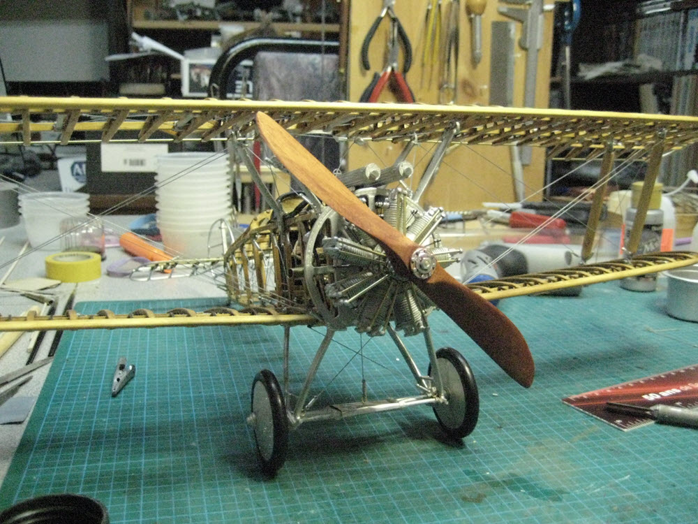 Sopwith Camel 1:16 Model Airways 1a24