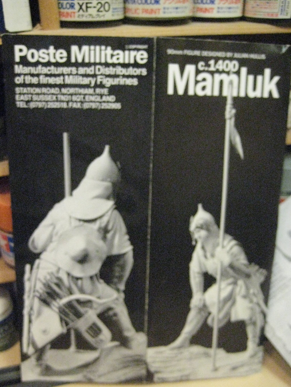Mameluk 1400 120mm Post Militaire 1a31
